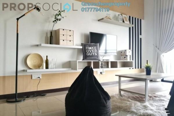 For Rent Condominium at Molek Regency, Johor Bahru Freehold Fully Furnished 0R/1B 2k