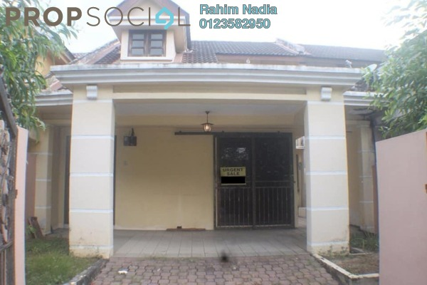 For Sale Terrace at USJ 3, UEP Subang Jaya Freehold Semi Furnished 3R/2B 668k
