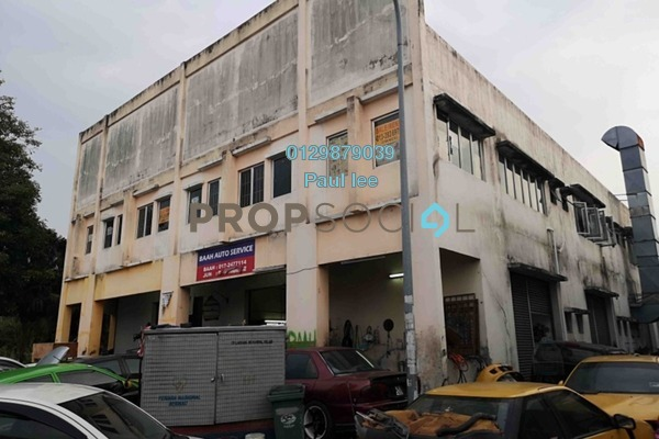 For Sale Shop at Taman Perindustrian UEP, UEP Subang Jaya Freehold Semi Furnished 3R/4B 1.5m