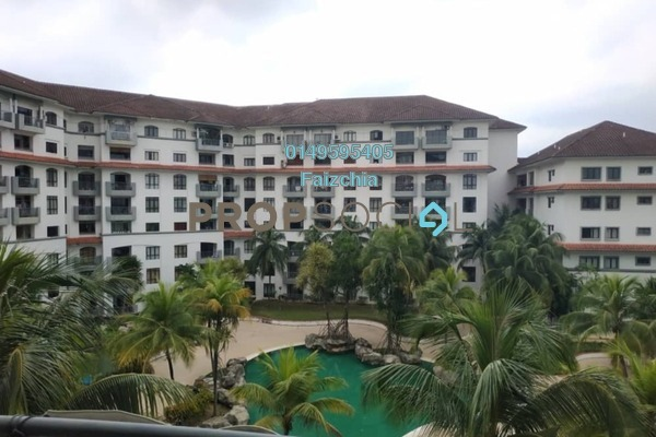 For Sale Condominium at Sri Alam, Shah Alam Freehold Semi Furnished 3R/2B 400k