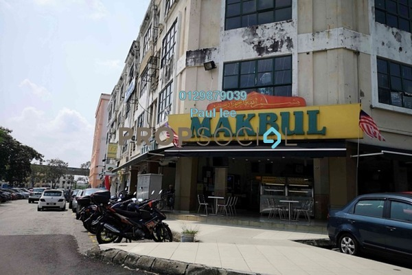 For Rent Shop at USJ 9, UEP Subang Jaya Freehold Semi Furnished 0R/2B 4.5k