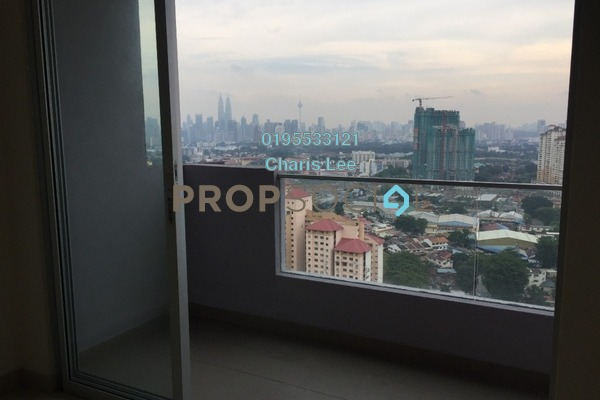 For Sale Condominium at Platinum Lake PV21, Setapak Freehold Unfurnished 2R/2B 420k