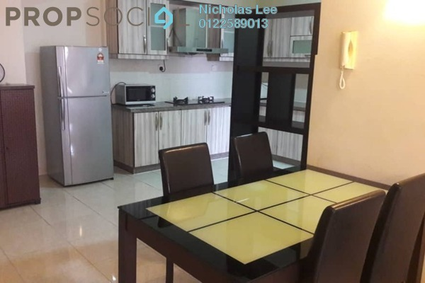 For Rent Condominium at Casa Tropicana, Tropicana Freehold Fully Furnished 3R/2B 2.2k