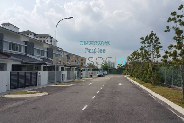 For Sale Terrace at Taman Puchong Prima, Puchong Freehold Semi Furnished 4R/3B 728k