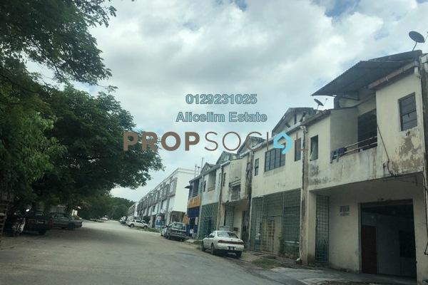 For Rent Factory at Kawasan Perindustrian Kundang, Rawang Freehold Unfurnished 0R/0B 7k