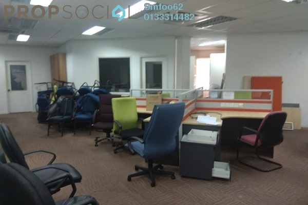 For Rent Shop at Rampai Business Park, Setapak Freehold Semi Furnished 5R/1B 14.5k