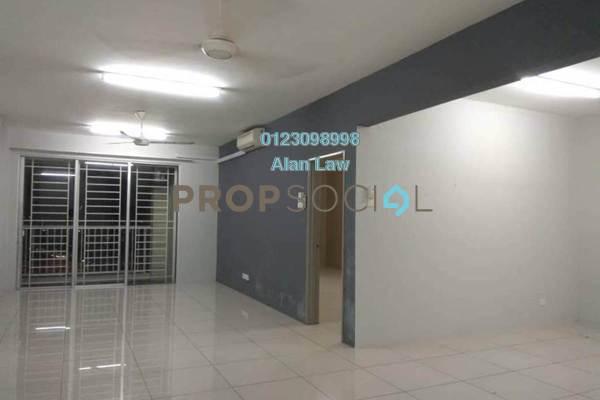 For Rent Condominium at Platinum Lake PV20, Setapak Freehold Unfurnished 3R/2B 1.6k