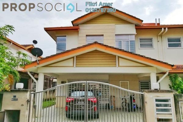 For Sale Terrace at Taman Kajang Impian, Kajang Freehold Unfurnished 4R/4B 888k