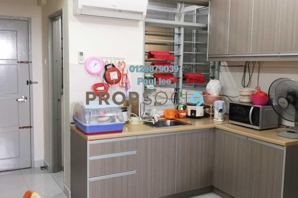 For Sale Condominium at Main Place Residence, UEP Subang Jaya Freehold Semi Furnished 1R/1B 290k