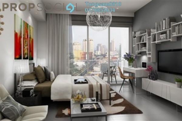 For Sale Condominium at Bandar Rinching, Semenyih Freehold Semi Furnished 3R/2B 438k