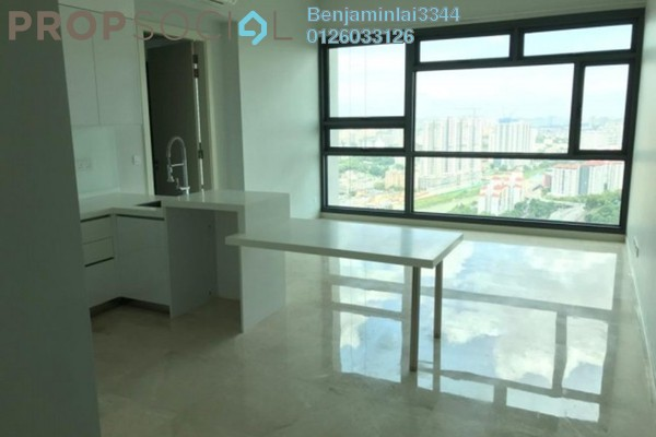 For Sale Apartment at KL Eco City, Mid Valley City Freehold Fully Furnished 1R/1B 860k