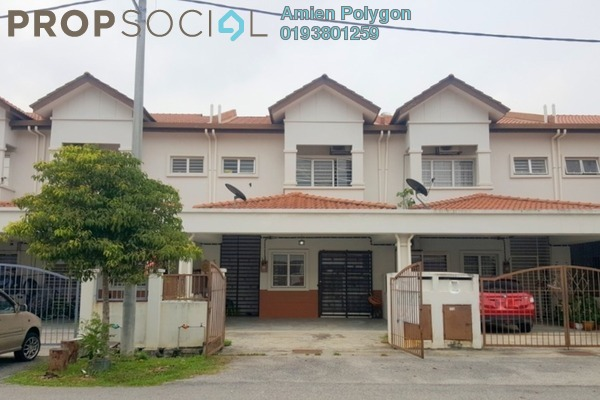 For Sale Terrace at Taman Seri Alam, Sungai Buloh Freehold Unfurnished 4R/3B 420k