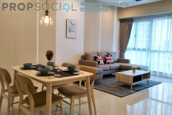 For Rent Condominium at Iskandar Residences, Medini Freehold Fully Furnished 2R/2B 2.5k