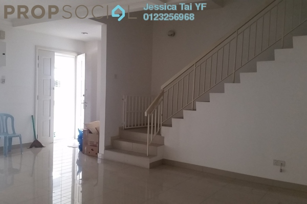 For Rent Terrace at Indah Residences, Kota Kemuning Freehold Semi Furnished 4R/4B 1.7k