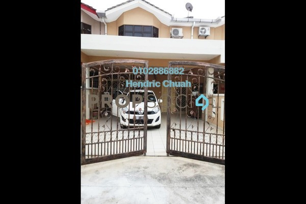 For Rent Terrace at Lukut, Port Dickson Freehold Fully Furnished 3R/2B 1.8k