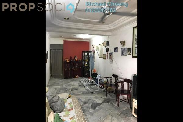 For Sale Terrace at Taman Kinrara, Bandar Kinrara Leasehold Semi Furnished 3R/1B 500k