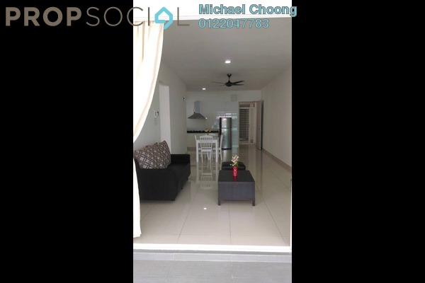 For Sale Serviced Residence at South City Plaza, Seri Kembangan Leasehold Semi Furnished 3R/2B 255k