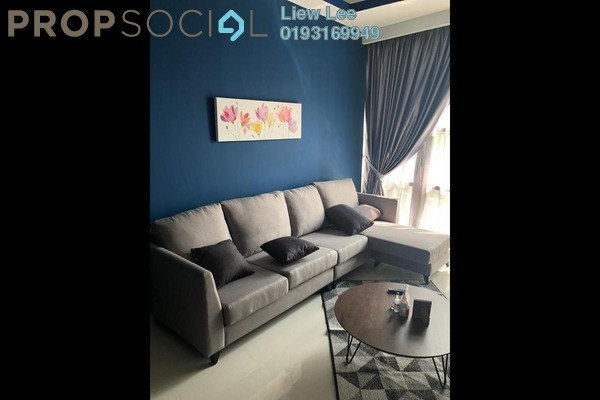 For Rent Condominium at The Azure Residences, Kelana Jaya Freehold Fully Furnished 2R/1B 4.5k