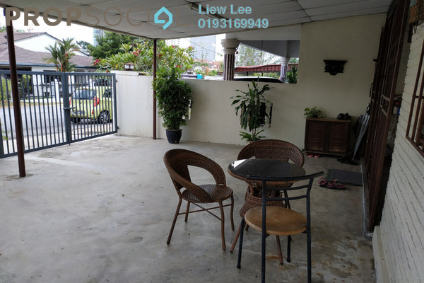 For Sale Terrace at SS4, Kelana Jaya Freehold Unfurnished 3R/2B 1.1m