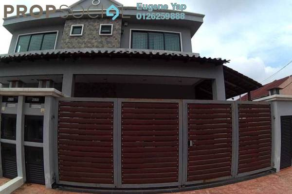For Sale Semi-Detached at Jinjang Utara, Jinjang Freehold Semi Furnished 5R/6B 1.75m