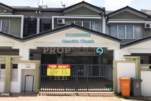 For Sale Link at S2 Heights, Seremban 2 Freehold Semi Furnished 4R/3B 575k