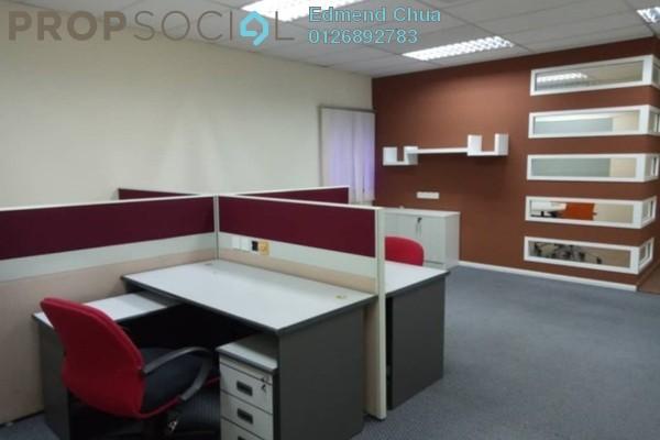 For Rent Office at Menara Zurich, Johor Bahru Freehold Fully Furnished 0R/0B 3.1k