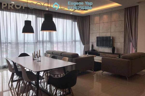 For Sale Condominium at Uptown Residences, Damansara Utama Freehold Fully Furnished 4R/4B 2.39m