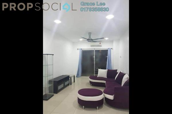 For Sale Condominium at Casa Idaman, Jalan Ipoh Freehold Fully Furnished 3R/2B 480k
