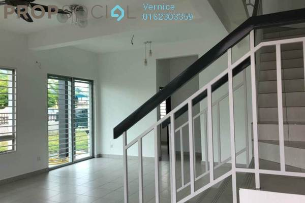 For Sale Terrace at Bandar Teknologi Kajang, Semenyih Freehold Unfurnished 4R/3B 736k