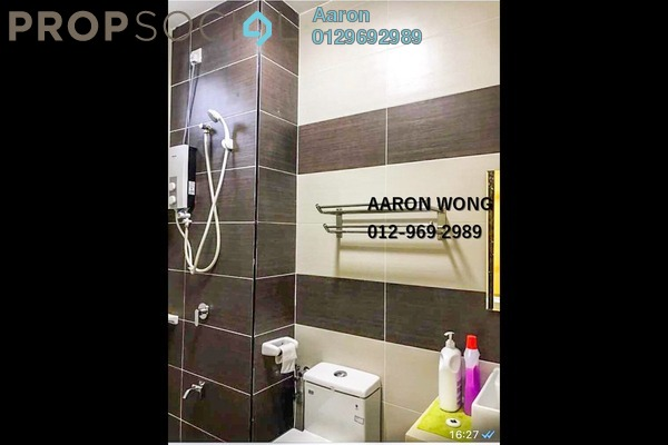 For Sale Condominium at M Condominium, Johor Bahru Freehold Fully Furnished 2R/2B 500k