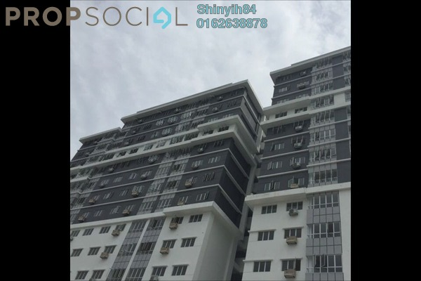 For Sale Apartment at Tiara East, Semenyih Freehold Fully Furnished 3R/2B 300k