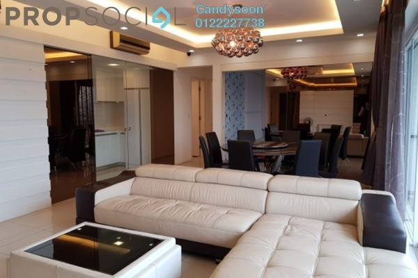 For Sale Condominium at One Jelatek, Setiawangsa Freehold Fully Furnished 3R/3B 880k