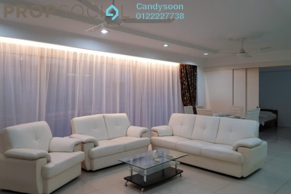 For Rent Condominium at One Jelatek, Setiawangsa Freehold Fully Furnished 3R/3B 3.5k