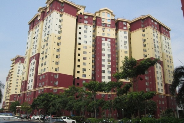 For Rent Apartment at Mentari Court 1, Bandar Sunway Freehold Unfurnished 3R/2B 900translationmissing:en.pricing.unit