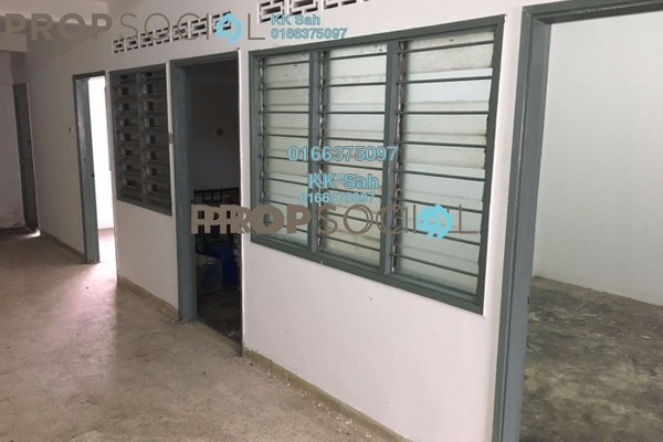 For Sale Link at Batu Belah, Klang Freehold Semi Furnished 4R/2B 348k