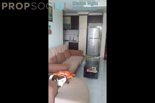 For Sale Condominium at Sri Hijau, Bandar Mahkota Cheras Freehold Fully Furnished 3R/2B 300k
