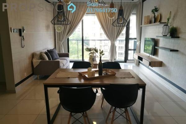 For Rent Condominium at Irama Wangsa, Wangsa Maju Freehold Fully Furnished 3R/2B 3.6k