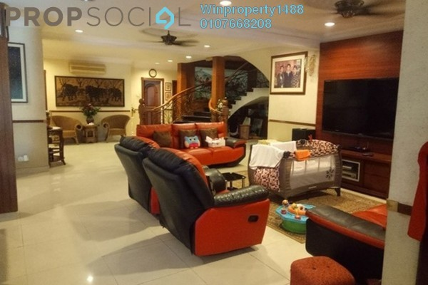 For Sale Semi-Detached at Taman Seri Berkat, Batu Pahat Freehold Semi Furnished 9R/9B 2.4m
