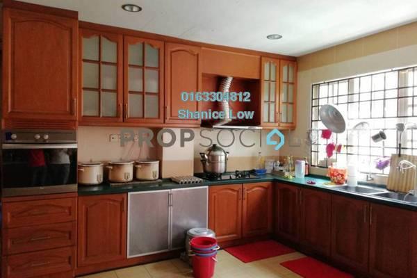 For Sale Terrace at Puteri 8, Bandar Puteri Puchong Freehold Semi Furnished 5R/4B 1.38m