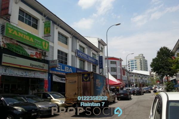 For Sale Shop at Dataran Dwitasik, Bandar Sri Permaisuri Freehold Unfurnished 0R/6B 2.69m