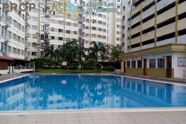 For Rent Apartment at Vista Impiana Apartment, Seri Kembangan Freehold Fully Furnished 1R/1B 950translationmissing:en.pricing.unit