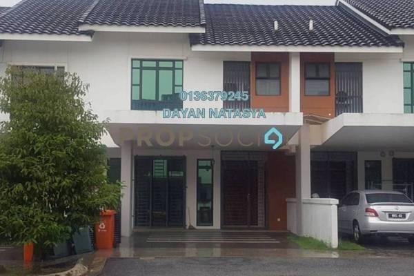For Sale Superlink at Precinct 11, Putrajaya Freehold Semi Furnished 4R/3B 915k