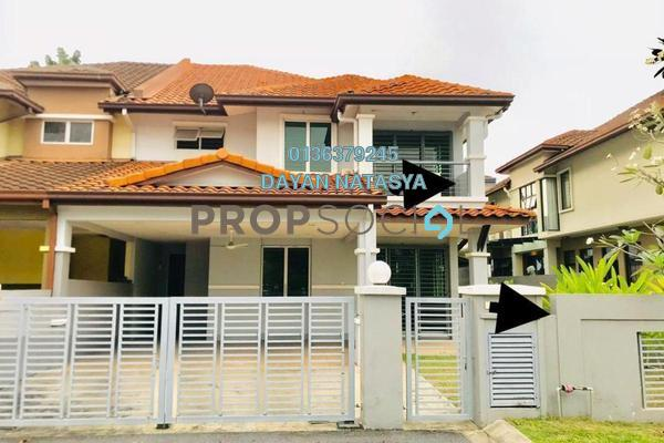 For Sale Semi-Detached at Bayu Damansara, Kota Damansara Freehold Semi Furnished 5R/6B 1.55m