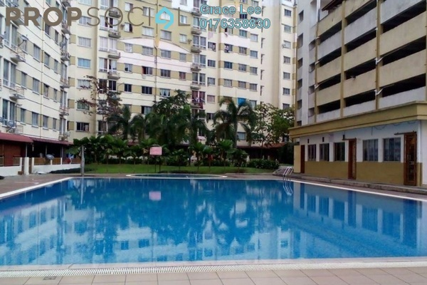 For Rent Apartment at Vista Impiana Apartment, Seri Kembangan Freehold Unfurnished 3R/2B 900translationmissing:en.pricing.unit