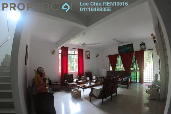 For Sale Bungalow at Taman Bukit Cheras, Cheras Freehold Semi Furnished 5R/3B 1.95m