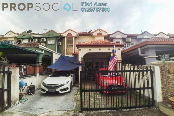For Sale Terrace at Suasana, Bandar Tun Hussein Onn Freehold Unfurnished 3R/3B 550k