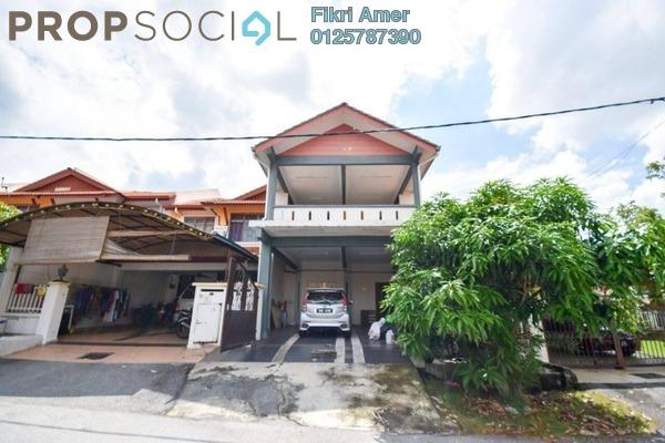 For Sale Terrace at Taman Mawar, Bandar Baru Salak Tinggi Leasehold Unfurnished 5R/3B 375k