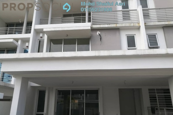 For Sale Terrace at Sunway Alam Suria, Shah Alam Freehold Unfurnished 5R/4B 720k