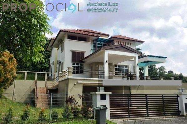 For Sale Bungalow at Ledang Heights, Iskandar Puteri (Nusajaya) Freehold Semi Furnished 5R/6B 2.03m