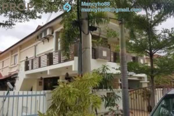 For Sale Terrace at BP1, Bandar Bukit Puchong Freehold Semi Furnished 4R/3B 750k